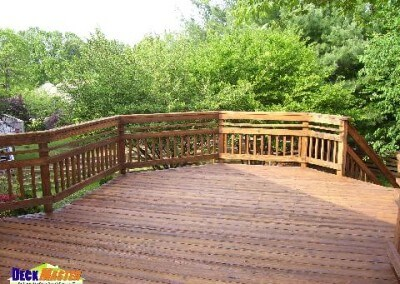 Germantown Deck Cleaning