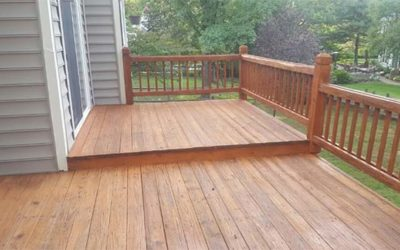 Why You Should Have Your Deck Cleaned This Spring