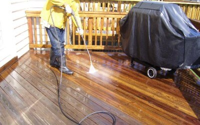 DIY Deck/Fence Cleaning Solutions
