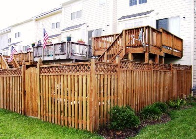 maryland fence building