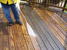 deckmaster home page small deck cleaning image