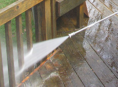 maryland deck cleaning