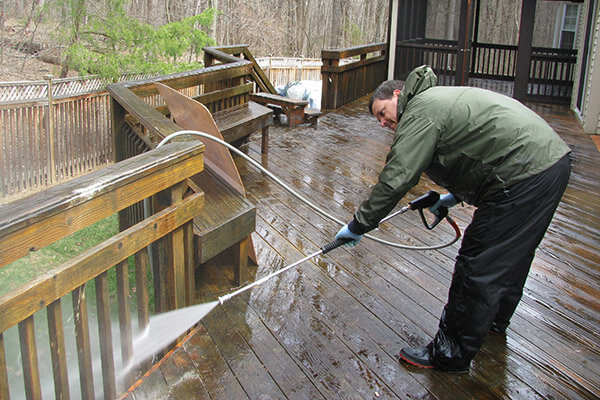 deck power washing maryland