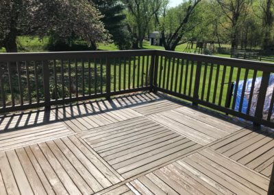 frederick md deck cleaning