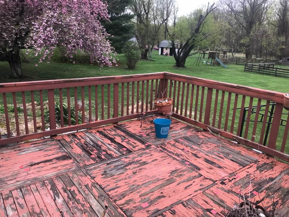 deck cleaner frederick md