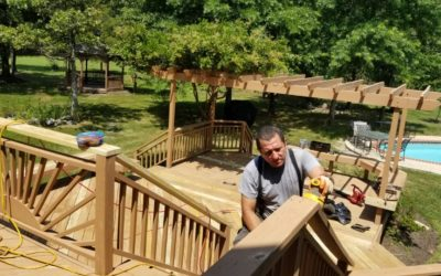 5 Reasons To Have A Pro Build Your Deck Instead Of Doing It Yourself