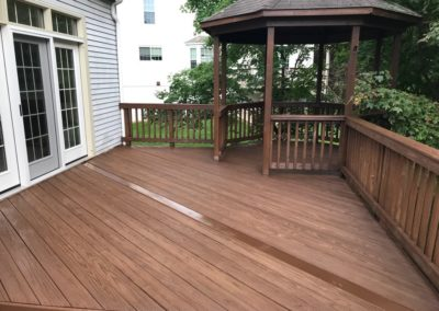 deck cleaning maryland