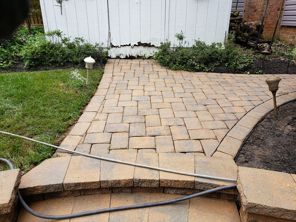 patio construction maryland