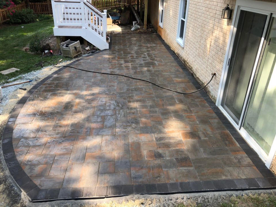 patio installation maryland