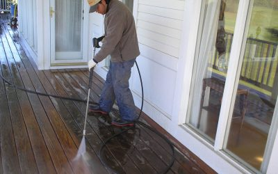 Why Deck Cleaning Is Crucial Before Winter Hits