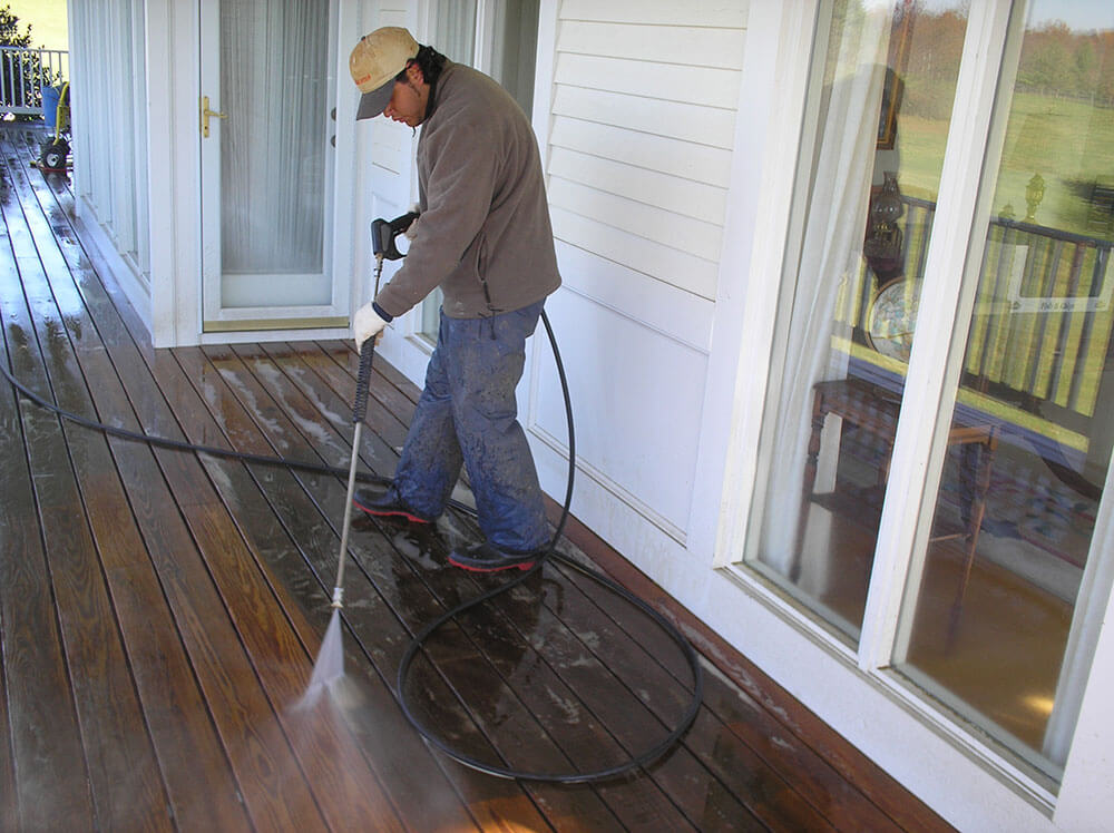 power washing maryland