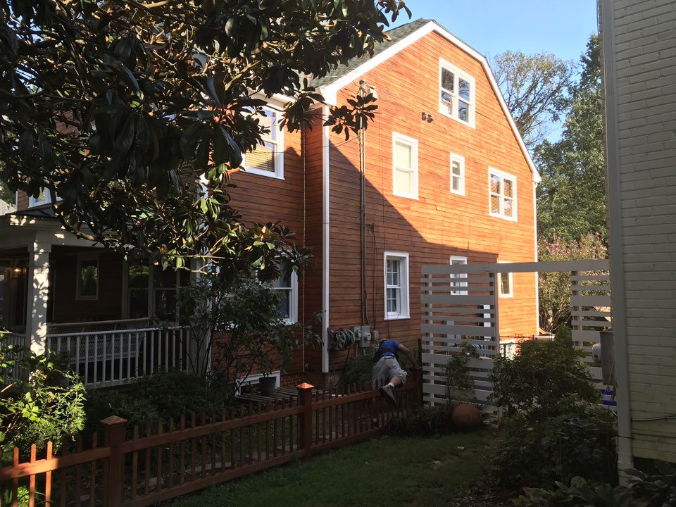 exterior house painting gaithersburg md
