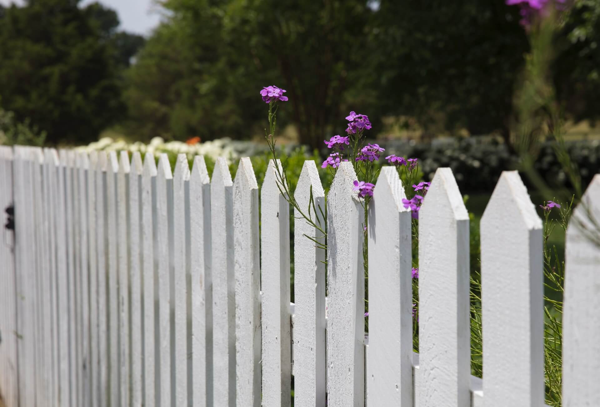 fence repair frederick maryland