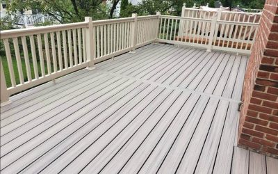 Why NOT To Use High Pressure Washers On Your Deck
