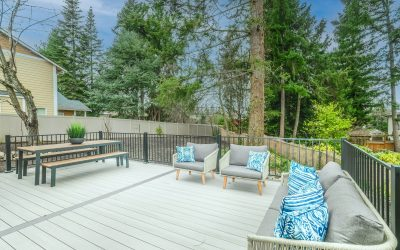 Deck Maintenance: An Essential Part Of Spring Cleaning